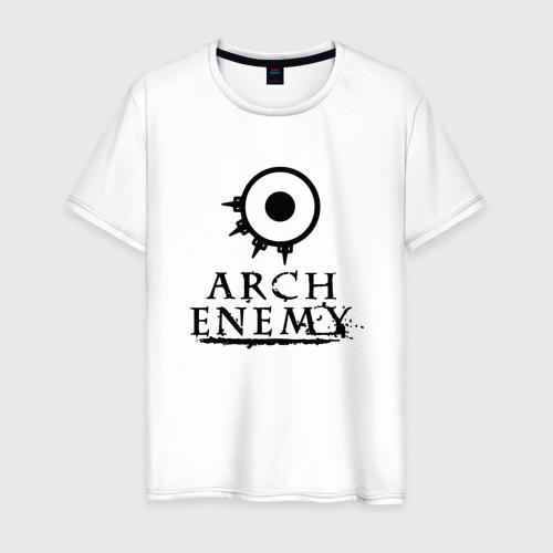 Мужская футболка хлопок Arch Enemy