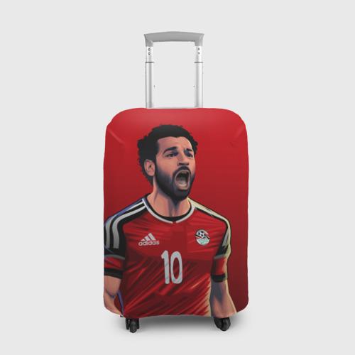 Чехол для чемодана 3D Мохамед Салах