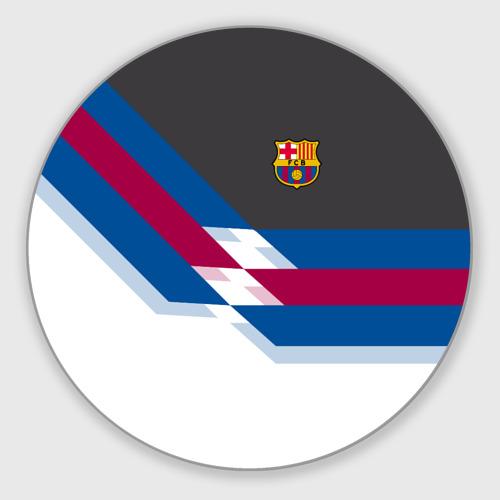 Коврик для мышки круглый FC Barcelona 2018 №1