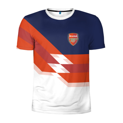 Мужская футболка 3D спортивная FC Arsenal 2018 New