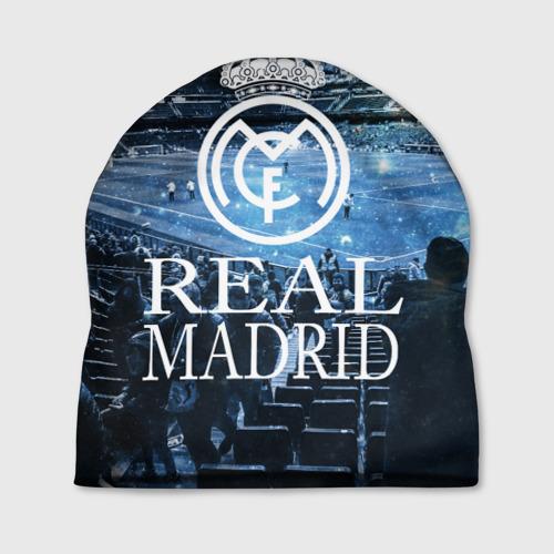 Шапка 3D REAL MADRID3
