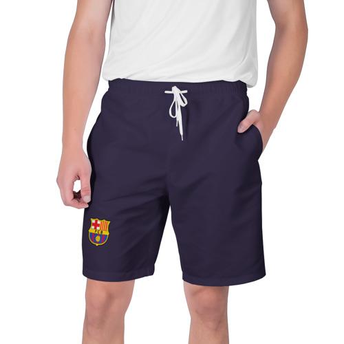 Мужские шорты 3D Barca