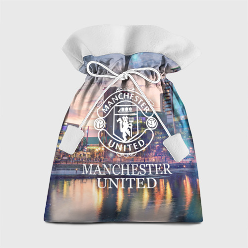 Подарочный 3D мешок Man Utd