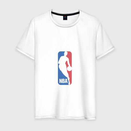 Мужская футболка хлопок NBA