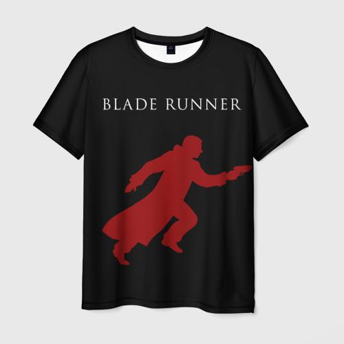 Мужская футболка 3D Blade Runner