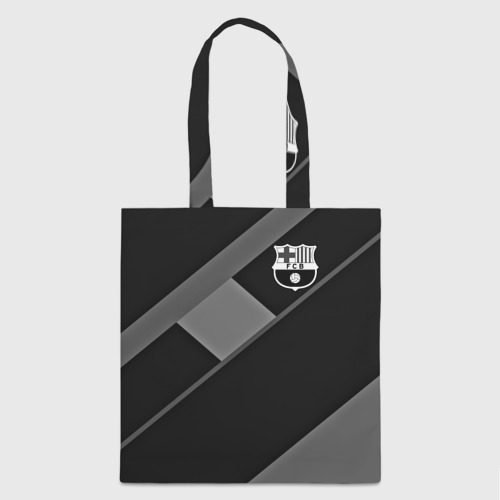 Шоппер 3D FC Barcelona gray collection