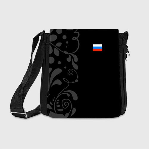 Сумка через плечо Russia - Black Collection