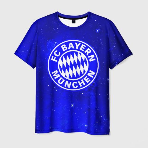 Мужская футболка 3D FC BAYERN MUNCHEN