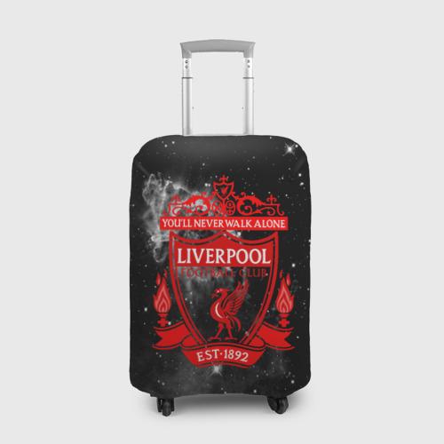 Чехол для чемодана 3D FC LIVERPOOL