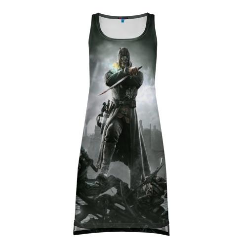 Платье-майка 3D Dishonored 2