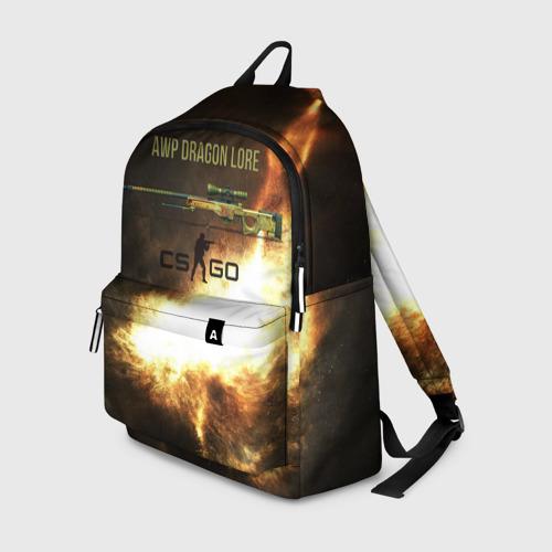 Рюкзак 3D AWP DRAGON LORE