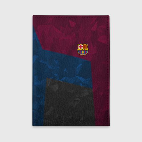 Обложка для автодокументов FC BARCELONA ABSTRACT | БАРСЕЛОНА
