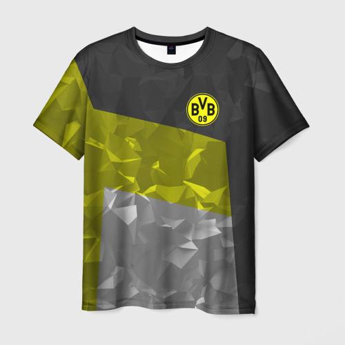 Мужская футболка 3D Borussia Dortmund 2018