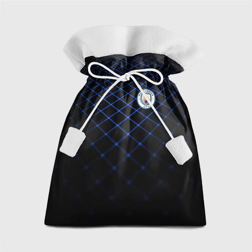 Подарочный 3D мешок Manchester city 2018 Line
