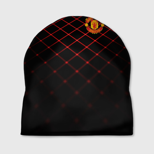 Шапка 3D Manchester United 2018 Line