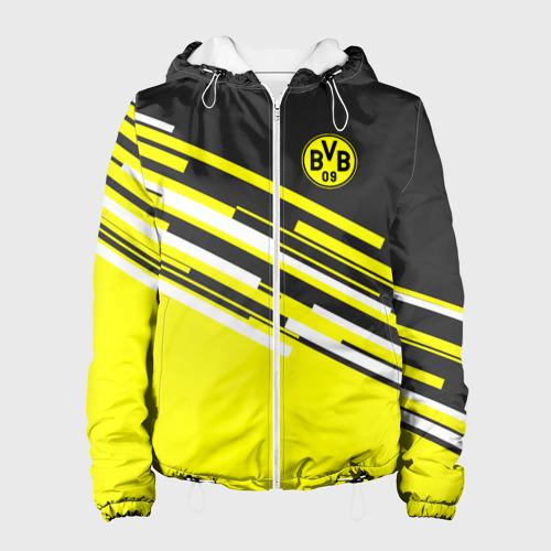 Женская куртка 3D FC Borussia 2018 Sport