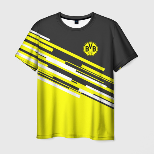 Мужская футболка 3D FC Borussia 2018 Sport
