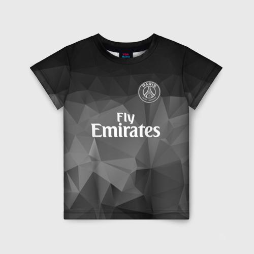 Детская футболка 3D PSG 2018 Original 5