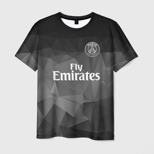 Мужская футболка 3D PSG 2018 Original 5