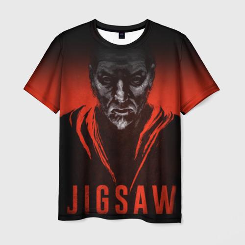 Мужская футболка 3D Джон Крамер