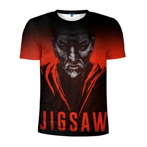 Мужская футболка 3D спортивная Джон Крамер