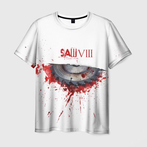 Мужская футболка 3D SAW VIII