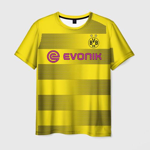Мужская футболка 3D Borussia Ярмоленко
