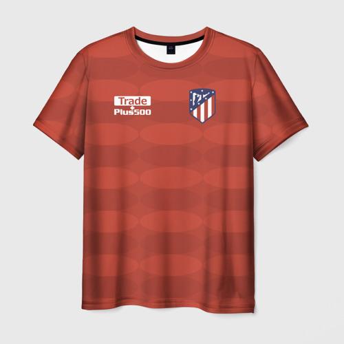 Мужская футболка 3D Atletico Madrid Original 10
