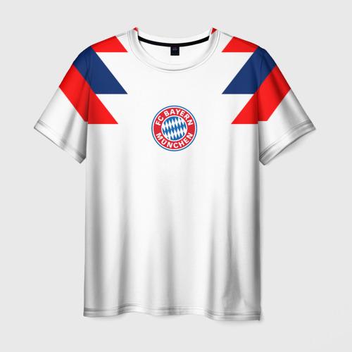 Мужская футболка 3D Bayern Munchen - FC Bayern
