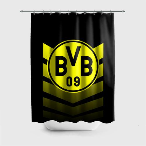 Штора 3D для ванной FC Borussia 2018 Original 15