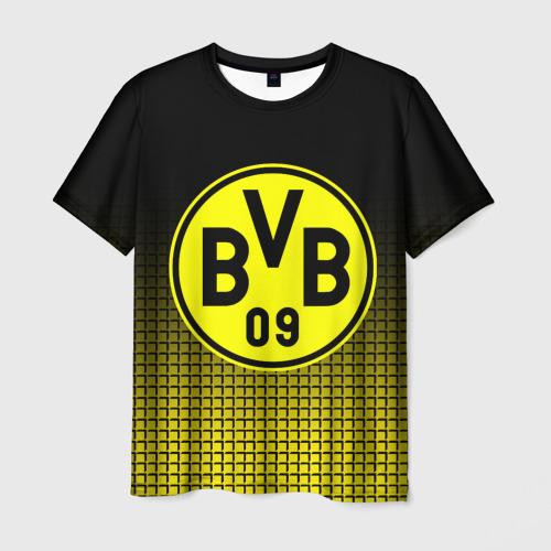 Мужская футболка 3D FC Borussia 2018 Original 1