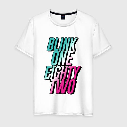 Мужская футболка хлопок Blink-182