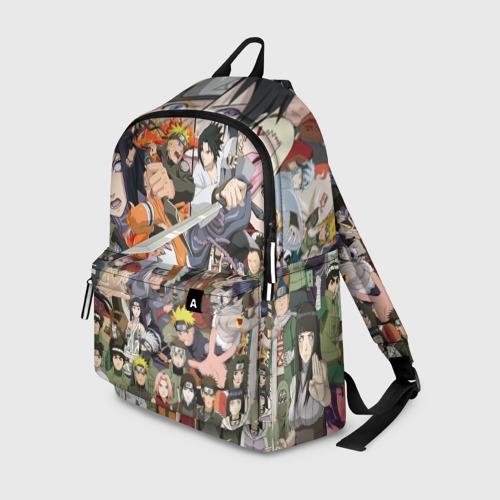 Рюкзак 3D Naruto все герои