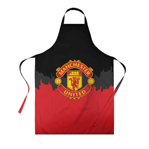 Фартук 3D Manchester United 2018 Paints