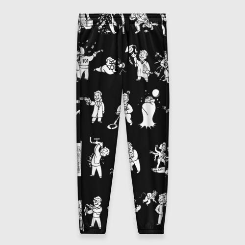 Женские брюки 3D Фоллаут : Перки