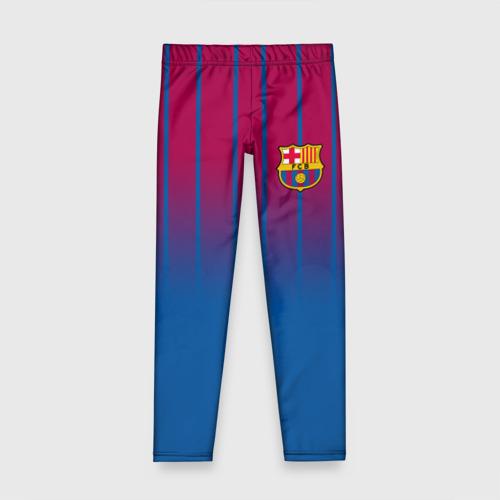Детские леггинсы 3D FC Barcelona 2018