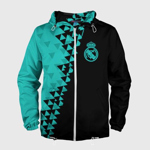 Мужская ветровка 3D Real Madrid 2018 Ronaldo 7