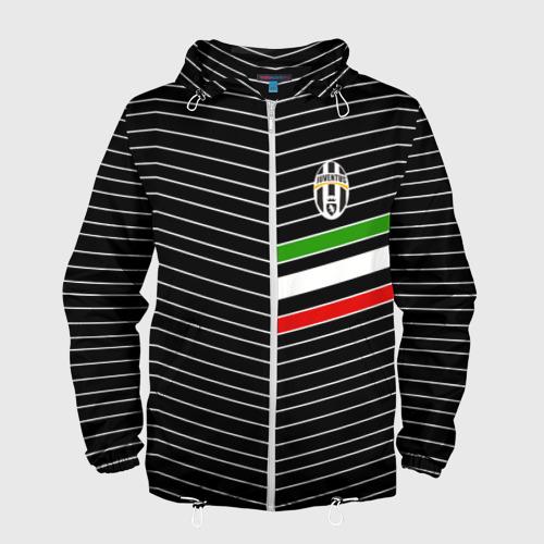 Мужская ветровка 3D Juventus 2018 Италия