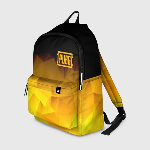 Рюкзак 3D PUBG ABSTRACT | АБСТРАКЦИЯ