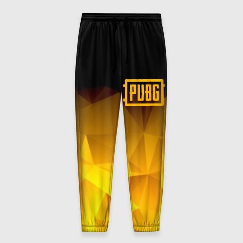 Мужские брюки 3D PUBG ABSTRACT | АБСТРАКЦИЯ