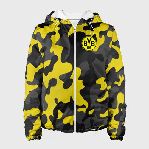 Женская куртка 3D Borussia 2018 Military Sport