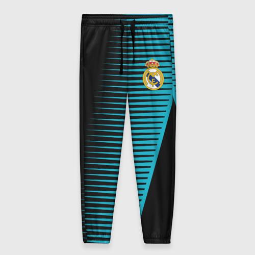 Женские брюки 3D Real Madrid Creative uniform