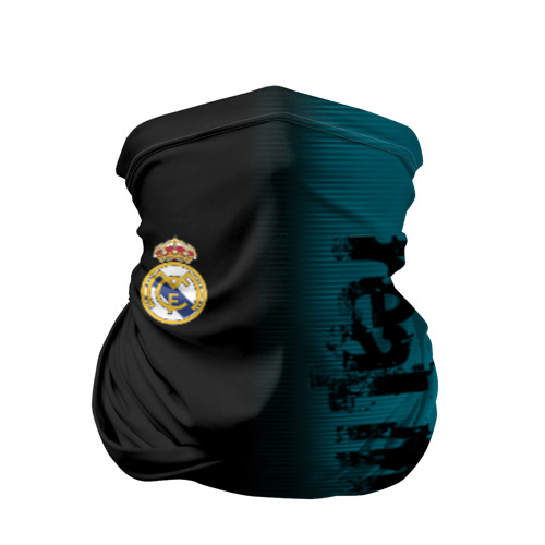 Бандана-труба 3D REAL MADRID