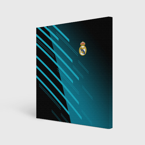 Холст квадратный Real Madrid Creative uniform