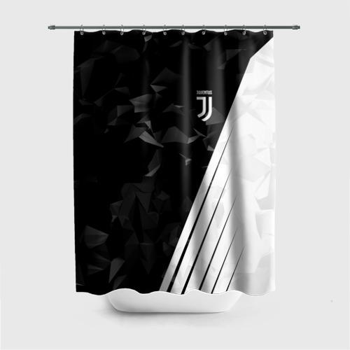 Штора 3D для ванной JUVENTUS / ЮВЕНТУС