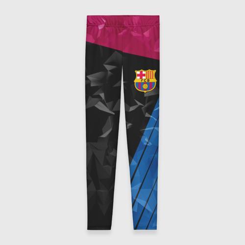 Леггинсы 3D FC BARCELONA