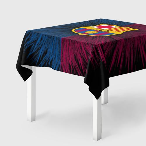 Скатерть 3D FC Barca 2018 Creative uniform