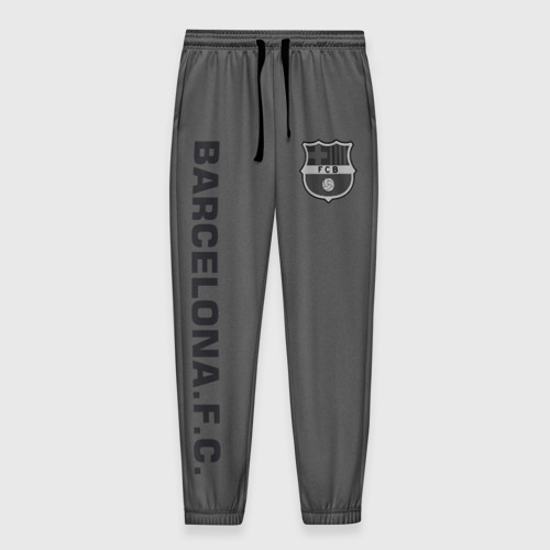 Мужские брюки 3D FC Barca 2018 Vintage