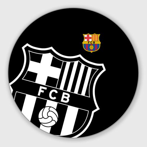 Коврик для мышки круглый Барселона