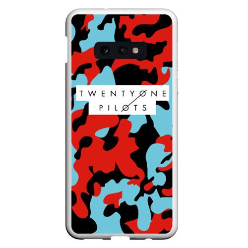 Чехол для Samsung S10E TOP Military Brand Clorors